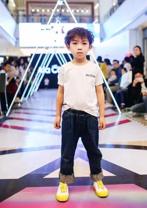 ALA-COFLY潮童秀 10月28日宁波印象城