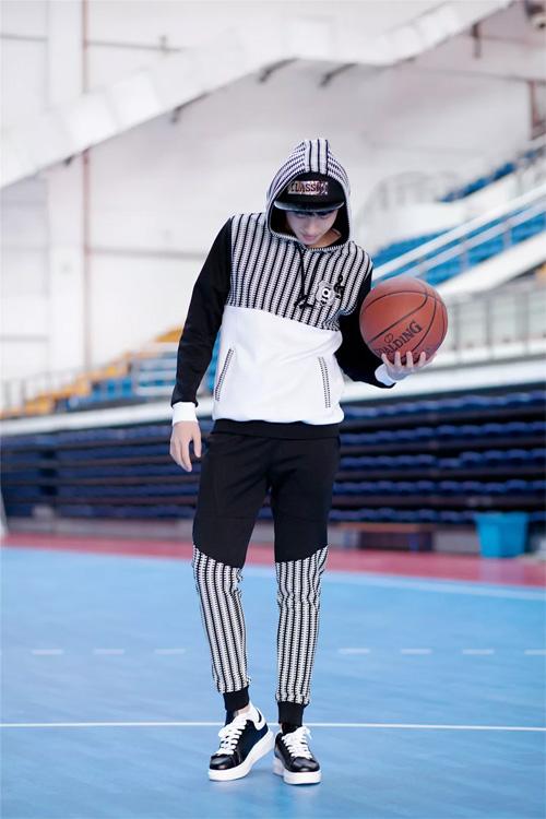 前方高能!怎么把运动校服穿得时尚又好看?