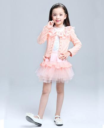 小神童品牌童装 处处都显露着帅气可爱