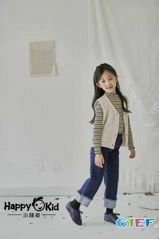 小嗨皮童装:你想要的帅气或甜美我都有