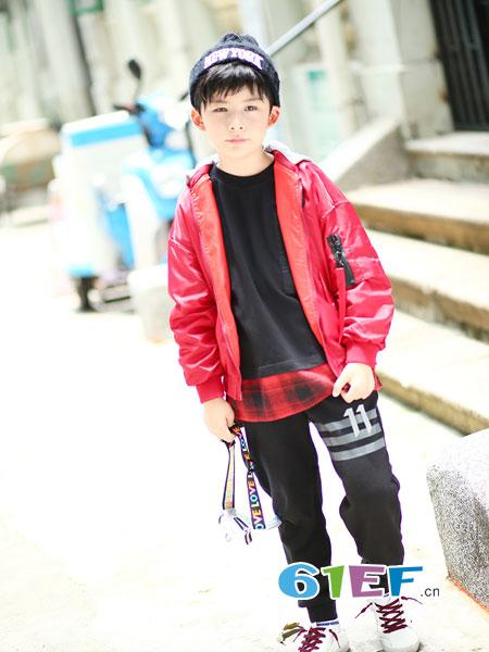快时尚童装品牌淘气贝贝 创业加盟的新选择