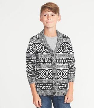 OLD NAVY童装 保暖又时尚的必备针织衫