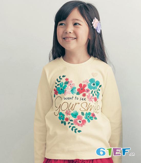 SENSHUKAI童装 呈现清新大方的质感