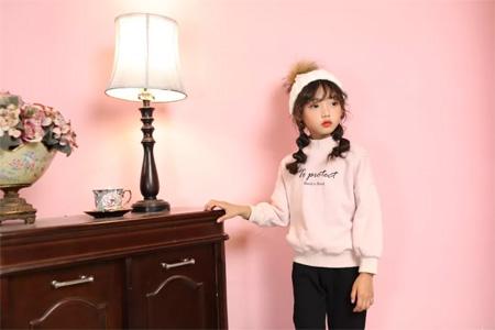 妮可贝贝 2018冬《华夏文明》新品上市 中童篇
