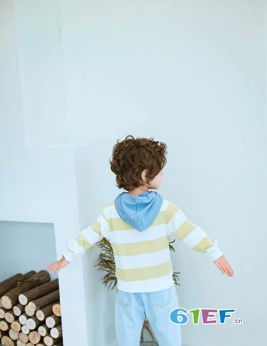 木言汀童装 为你塑造时尚小清新萌娃