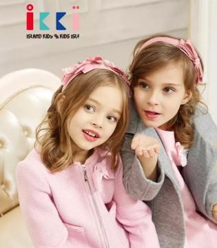 巴西客商来仙童岛公司IKKI童装品牌参观 合作