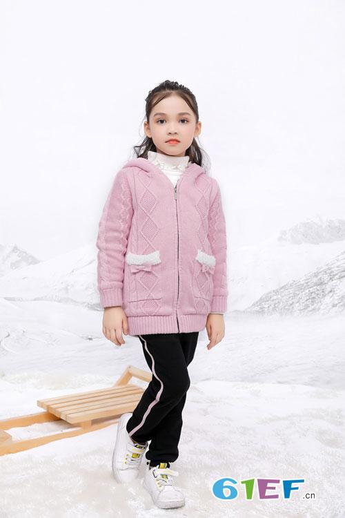 家有宝贝该如何穿搭出明星气质?选对品牌很重要!
