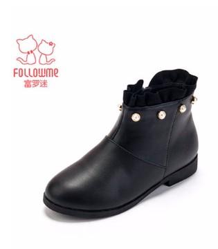 帅气切尔西靴 演绎潮童率性街头风