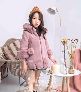 时尚潮童秋冬外套 彰显宝贝的高颜值