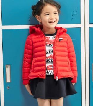 FILA KIDS 赋予童装更多搭配的空间