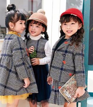 DIZAI童装日系质感棉服 全方位守护冬季温暖!