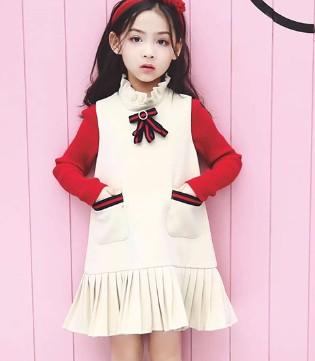 童装品牌布衣班纳初冬上新 打造个性潮童造型