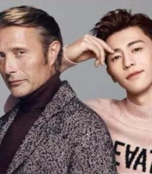 邓伦成为JACK&JONES首位大中华区品牌代言人