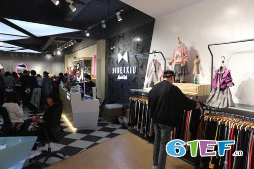 思贝秀&图零钱童装品牌2019春季新品订货会进行中!