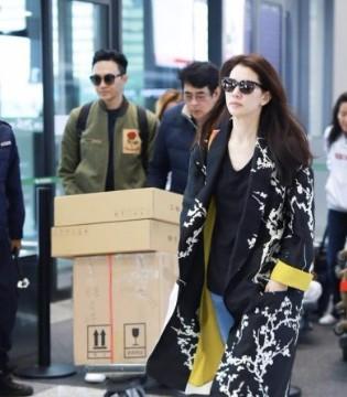袁咏仪否认与机场张智霖吵架  张智霖登记器官捐赠