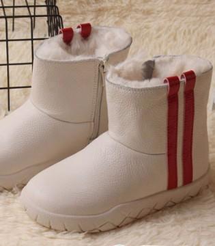 保暖舒适男童棉鞋 让宝贝轻松对抗寒冷天气