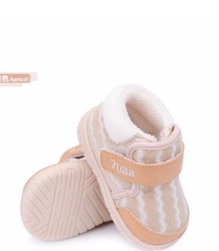 天气微凉 宝宝也该换一双棉拖鞋啦