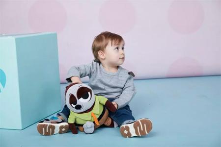 i-baby 新款《疯狂动物城》玩偶包风靡妈妈圈!