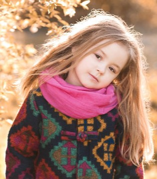 用色彩区分万物的不同 用风格彰显孩子的个性!