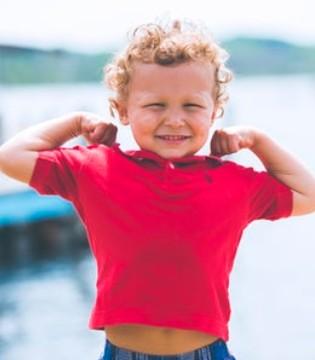 教育孩子学习能力的过程中 如何培养一个阳光积极的娃