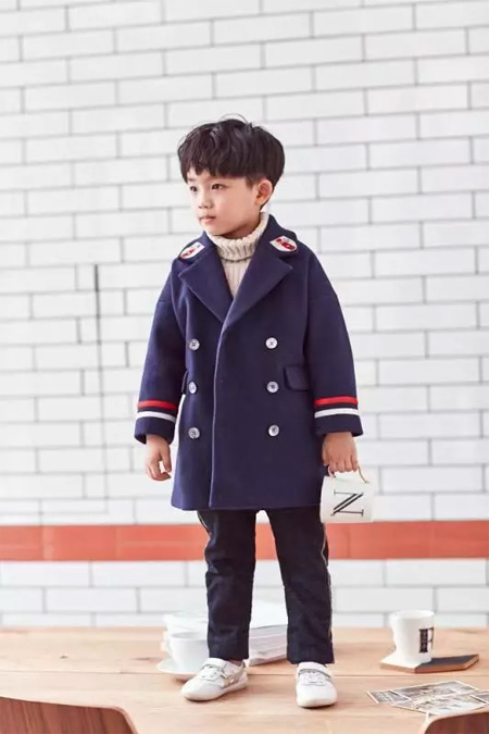 DIZAI童装 冬至将至 你的冬日出街时髦经