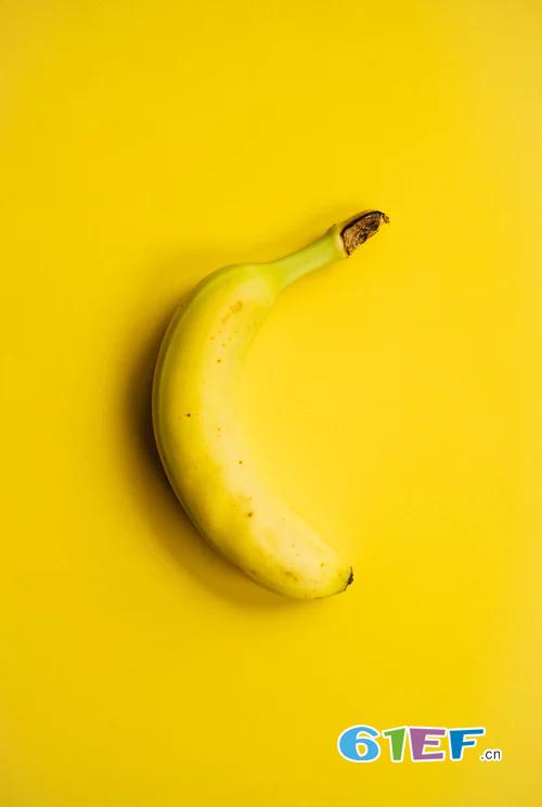 吃香蕉有什么好处  女性吃香蕉可减肥通便