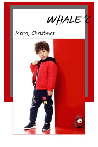 海威迩 经典CHN红 Merry Christmas !