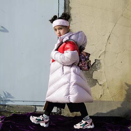 西萌叮童装 冬季潮童穿搭—羽绒服篇