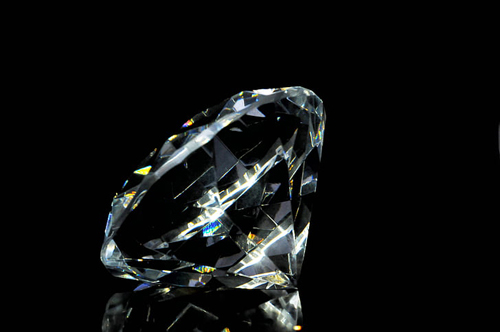 钻石恒久远 一颗就破产!!!!!