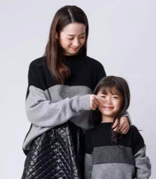 史丘比亲子装:作为母女 就要一起时尚才对嘛