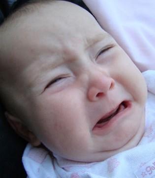 你应对孩子哭闹的方式 可以看出你是不是合格的父母!