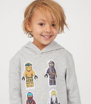 H&M童装 特别的时尚 秀出孩子特别的型尚