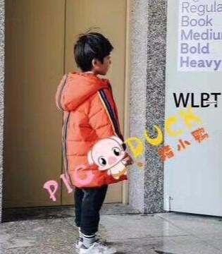 小神童童装 有你想要的温度和风度!
