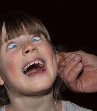 中耳炎容易找上孩子 家长千万别忽视!