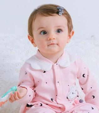 萌趣时尚连体衣 让宝宝在秋冬萌翻天