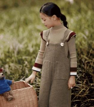 宝儿汪童装 小朋友的格纹世界 你懂吗?