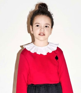 Little MO&Co.童装 潮酷时尚温暖你的衣橱