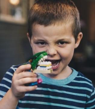 引起孩子磨牙都有哪些原因?家长们需要了解一下