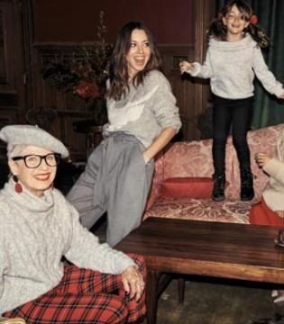 """让假日派对嗨得彻底 H&M打造亲情的""""巨轮"""""""