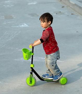 孩子说腿疼可能不是长身体 是骨癌!