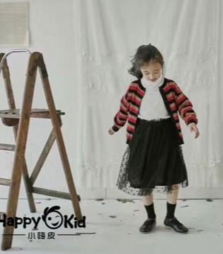 小嗨皮童装:好童装让孩子有个好童年