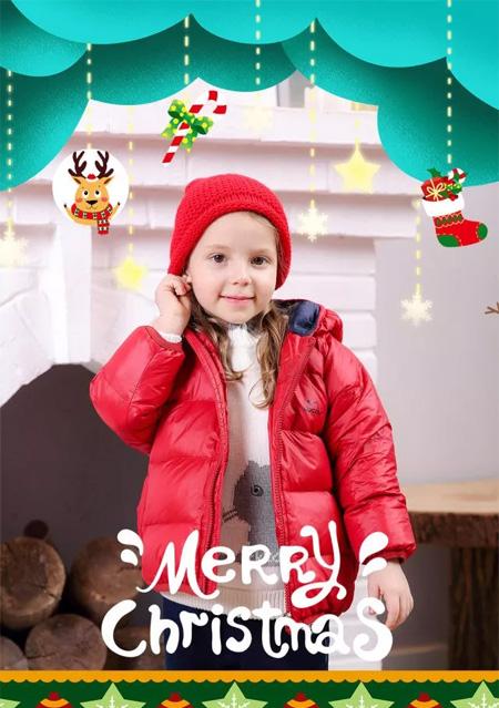 """叮当猫圣诞邀你""""衣""""起过 Merry Christmas!"""
