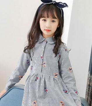 美美的小女孩如何打造 妙尼熊童装来啦