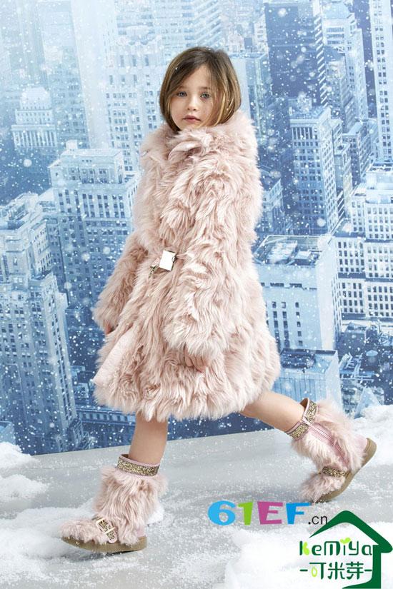 来一件可米芽童装 让时尚与甜美可爱并存