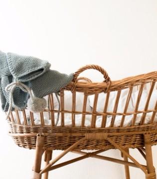 宝宝睡觉的必需品 婴儿摇篮床选购注意事项