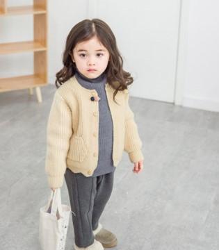 安米莉童装:让孩子风度与温度兼具