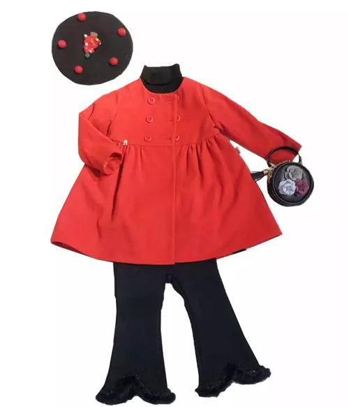 逗龙王子品牌童装   喜迎元旦 红红火火过新年