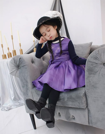 """蓬蓬的公主裙总是宝贝们无法拒绝的""""美"""""""