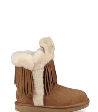 冬日 你的宝宝需要一款这样的鞋子