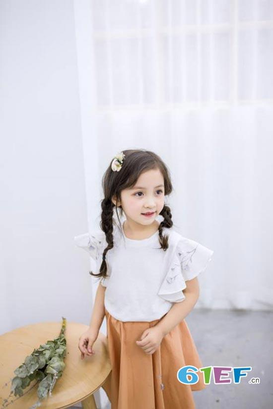 梦芭兔童装 让每个孩子都成为公主